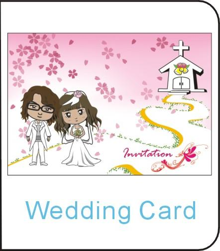 喜帖賀咭/ Wedding Card